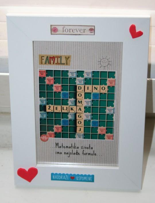obiteljski okvir