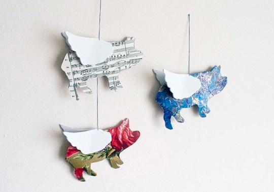 Leteće svinje