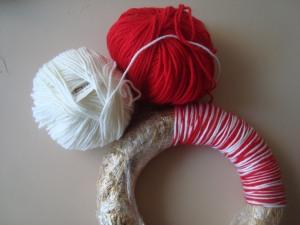 omotavanje vunom