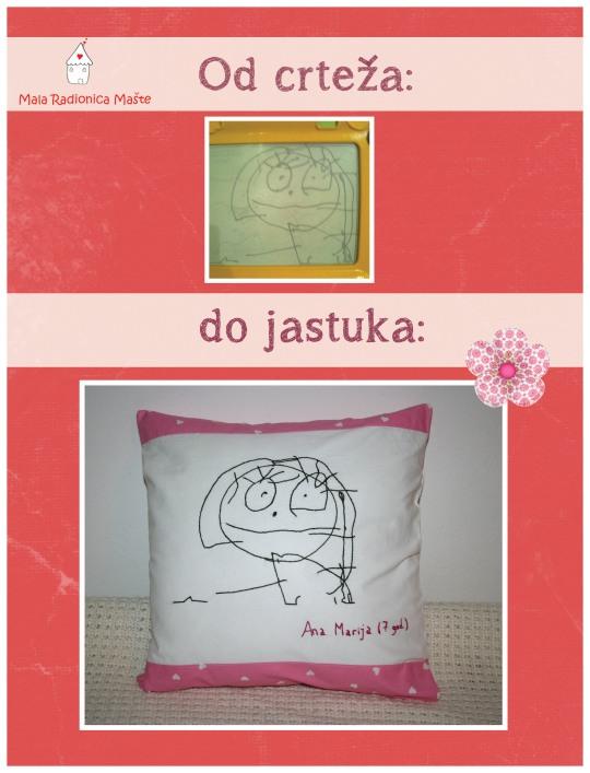 od crteza do jastuka