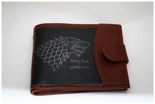 Winter is coming wallet