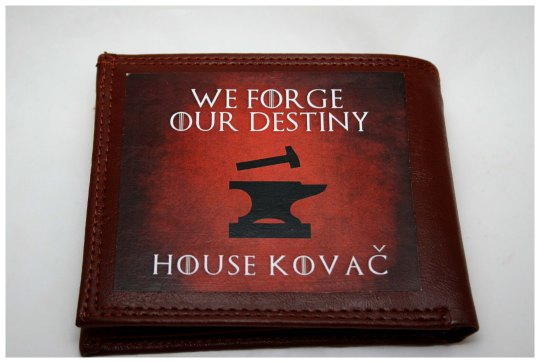 wallet House of Thrones