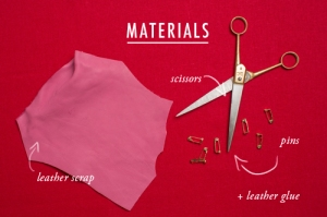 materials-for-leather-heart-pin