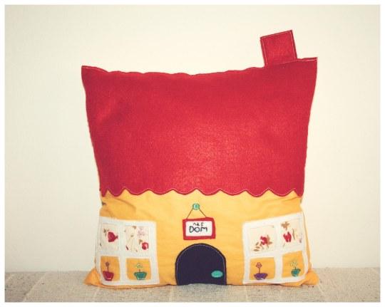 jastuk kuća