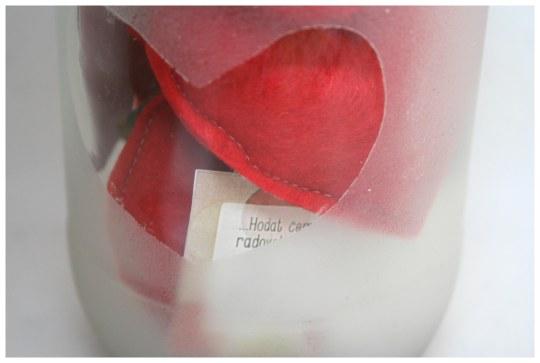 ljubavna poruka