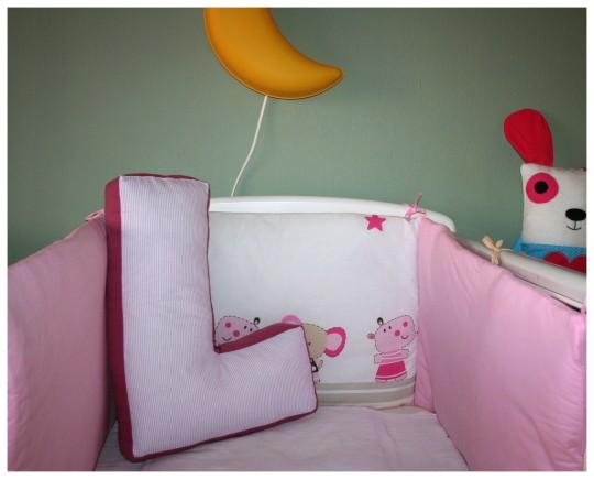 Jastuk u obliku slova