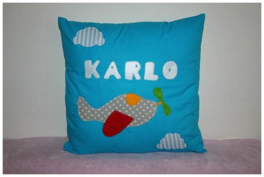 jastuk s imenom