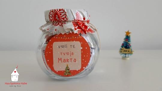 Peronalizirani poklon za Božić
