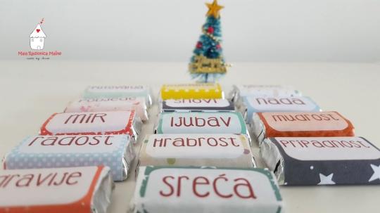 Kreativan poklon za Božić